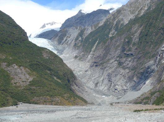 Greymouth to Fox Glacier 16