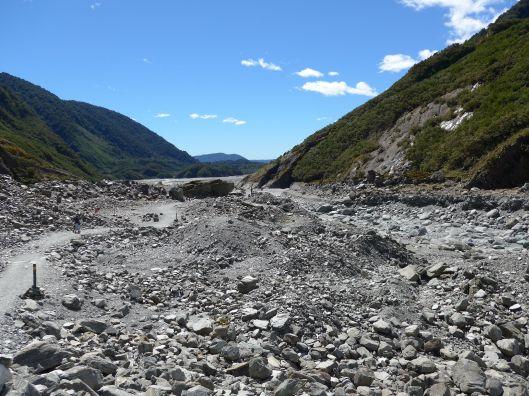 Greymouth to Fox Glacier 20