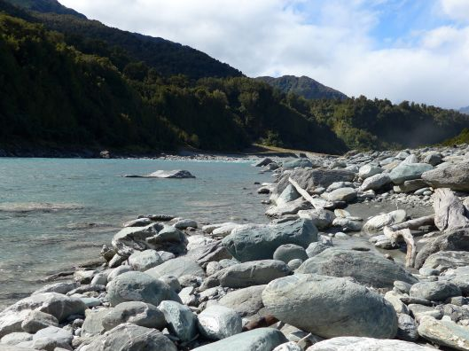 Greymouth to Fox Glacier 6