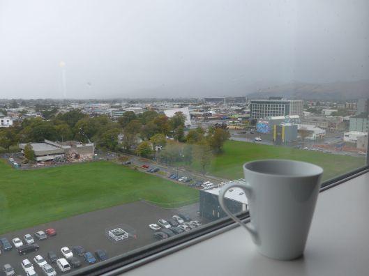 Goodmorning Christchurch!